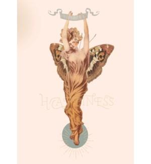 EDB/Butterfly Woman