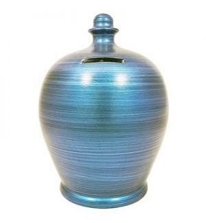 DLXPOT/Metallic Blue