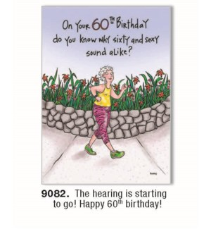 ABD/On Your 60th Birthday
