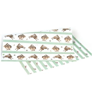 GIFTWRAP/Leaping Hare D Pack