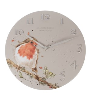 CLOCK/Woodland Robin