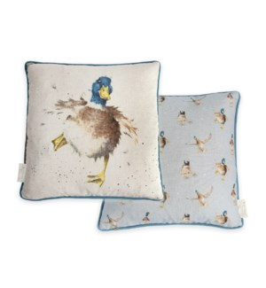 CUSHION/Waddle And Quack Duck