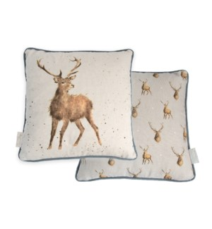 CUSHION/Wild At Heart Stag