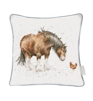 CUSHION/Spirit Horse