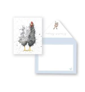 ENC/Curious Hen