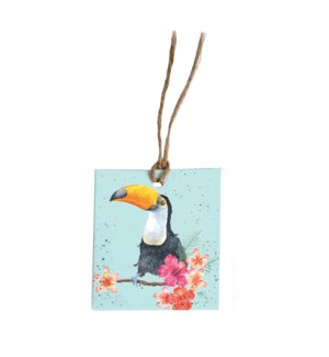 GIFTTAG/Toucan