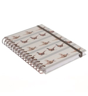 NOTEBOOK/Flying Pheasant