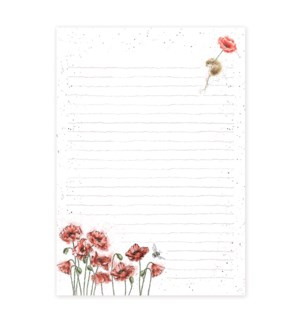 NOTEPAD/Mouse And Poppy Jotter