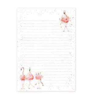 NOTEPAD/Flamingo Jotter