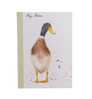 NOTEBOOK/Guard Duck Lrg