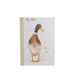 NOTEBOOK/Duck Small