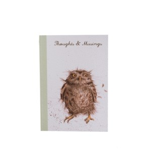 NOTEBOOK/Owl Small
