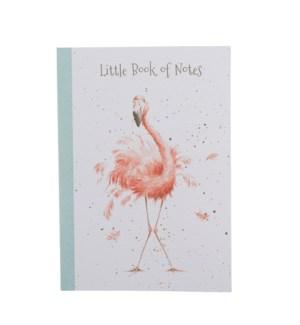 NOTEBOOK/Pretty in Pink Lrg