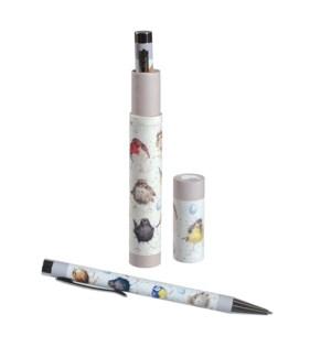PPK/Garden Birds Pens