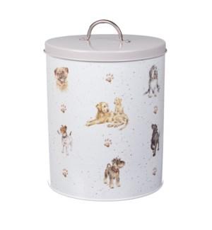 PET/Dog Food Tin