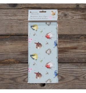 TISSUE/Garden Birds