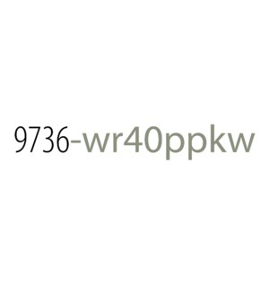 PPKW/Wrendale Top 40 No Disp*