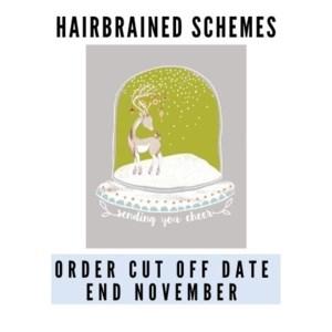 Hairbrained Schemes