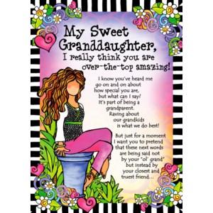 Grandaughter