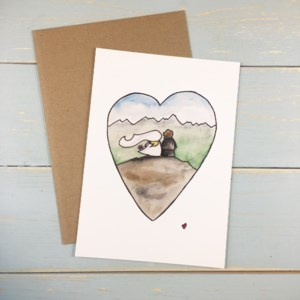 Greeted 5x7 Cards