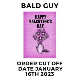 Bald Guy Greetings