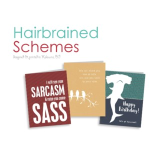 Hairbrained Schemes