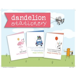 Dandelion Stationary