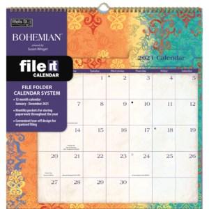 File-It Calendar