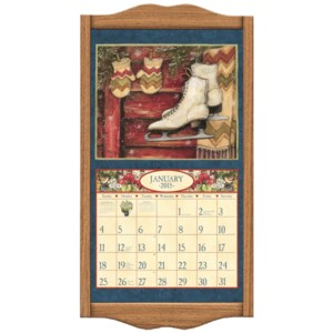 Classic Calendar Frame