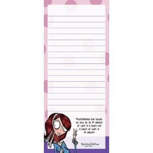 Mini List Pad