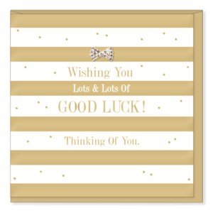 Good Luck Blank
