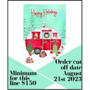 Leanin Tree- London Prebook