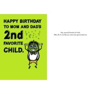 Relative Birthday