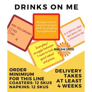 Drinks On Me