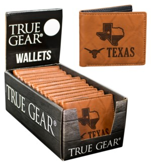 State Wallets - Texas