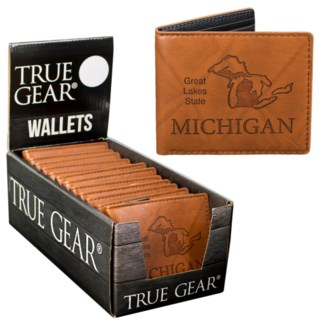 State Wallets - Michigan