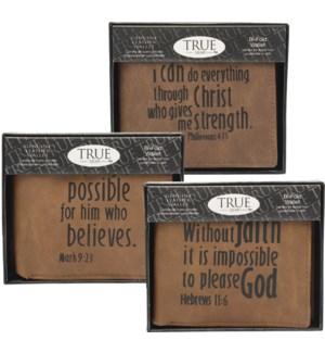 Bible Verse Wallet