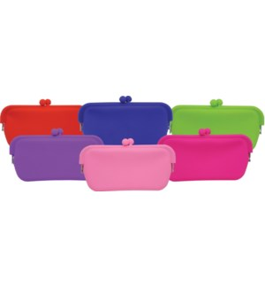 Silicone Cosmetic Pouch