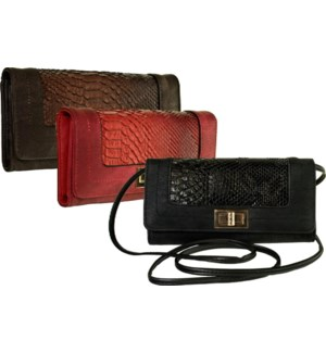 Women's Tonia Wallet Collection