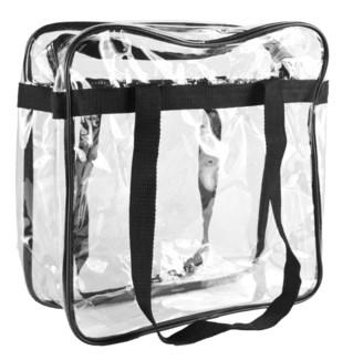 Clear Stadium Tote Bag