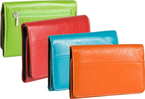 Trista Wallet Collection