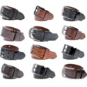 12pc Men's Belt Mix
