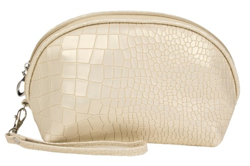 Emma Wristlet in Gold