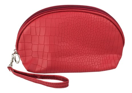 Emma Wristlet in Red