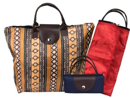 Chiara Roll Up Hand Bag Assortment