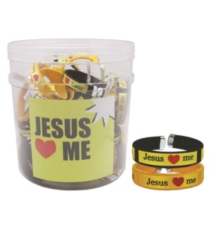 Jesus Loves Me Bracelets