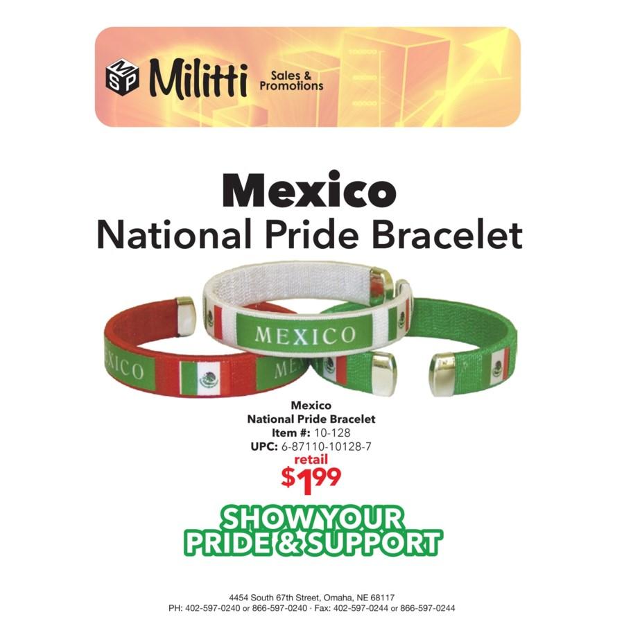Mexico Bracelet