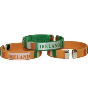 National Pride Bracelet - Ireland (Carded Available)