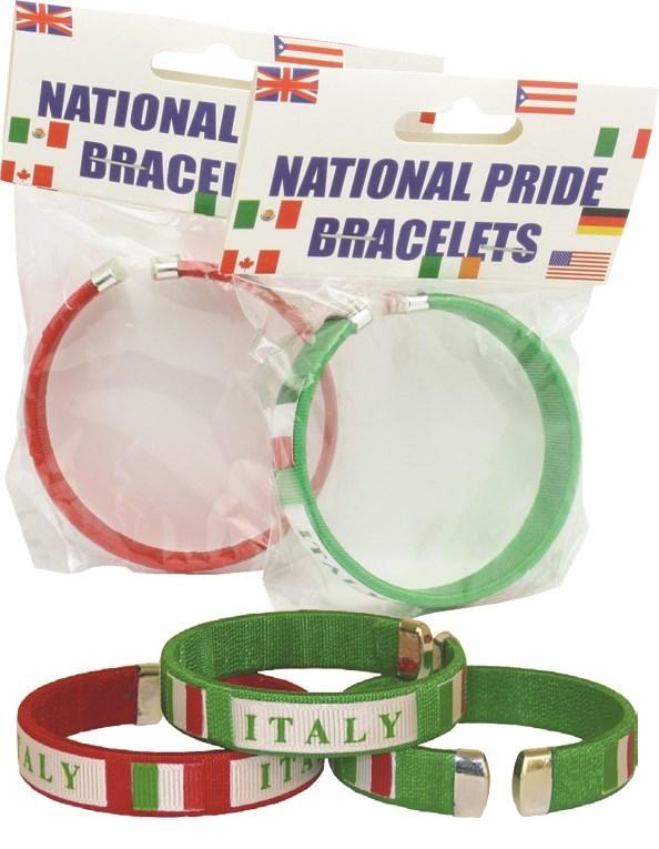 Carded Italy Bracelet