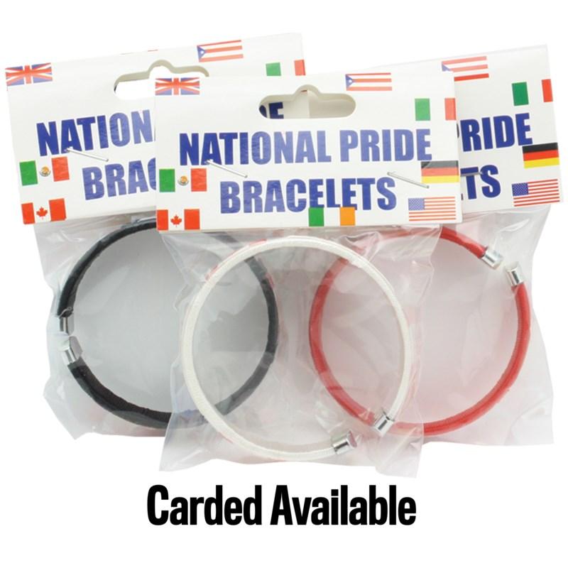 National Pride Bracelet - Canada